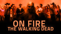 TWD On fire