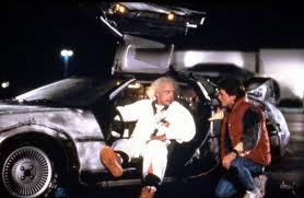 Back to the Future: Raise your Glass