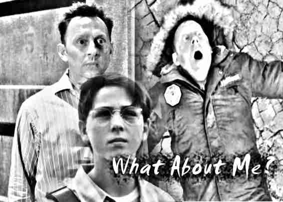 Benjamin Linus - What About Me?