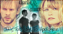 Apologize-Charlie&Claire