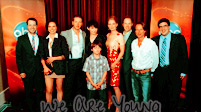 Once Upon A Time Cast; We Are Young