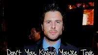 James Roday; I'm Addicted To You, Don't You Know That You're Toxic