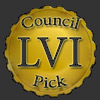 LVI Council Pick!